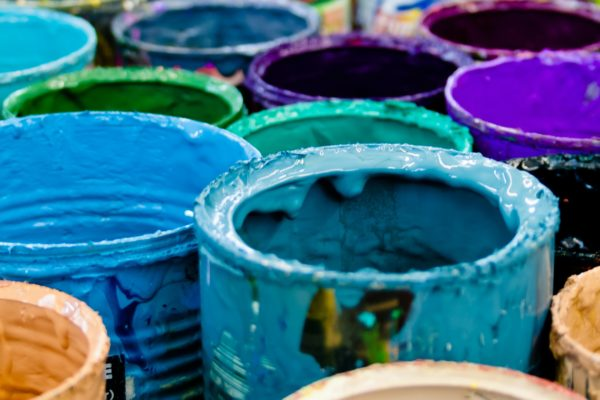 TYPES OF PAINT-MAKE LIFE VIBRANT