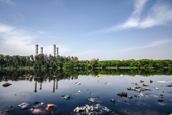 THE POLLUTING CULPRITS-A DISASTER